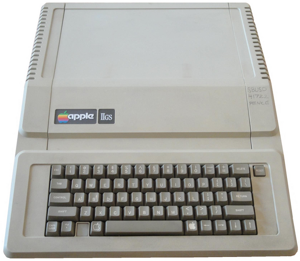 Apple IIgs Upgrade