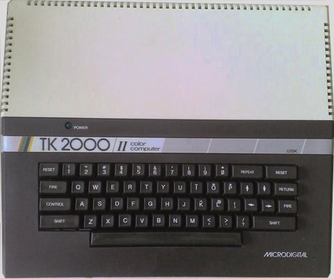 TK-2000 Color Computer